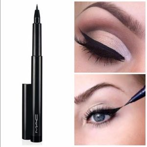 Delineador Penultimate Eye MAC Negro